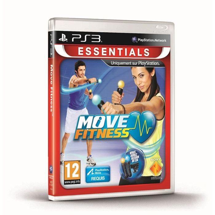 Move Fitness Essential Jeu PS3