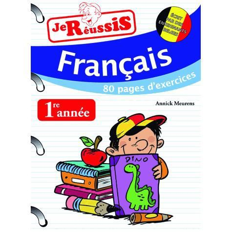 Je Reussis Francais 1re Annee Du Primaire Achat Vente