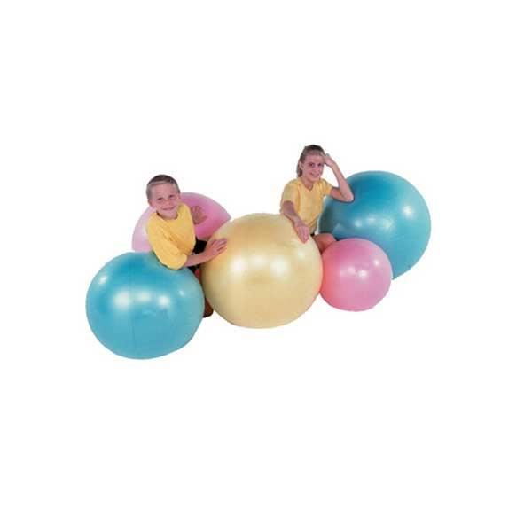 Medecine Ball CanDo Cushy-Air ball, 65 cm (26-) UBIHX