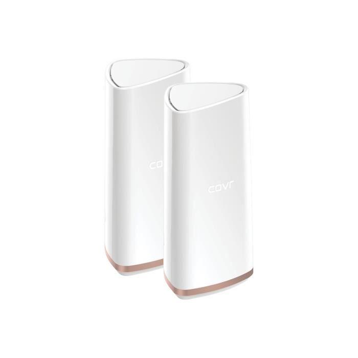 Point d'accès sans fil et répéteur Wi Fi Ac2200 D Link Covr C2202