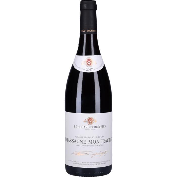 Vin Rouge - Chassagne-Montrachet 2017 - Bouteille 75cl