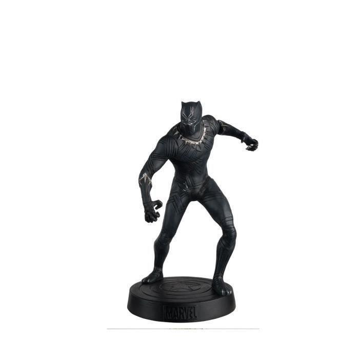 EAGLEMOSS - MARVEL - Movie Figurine Black Panther 13cm