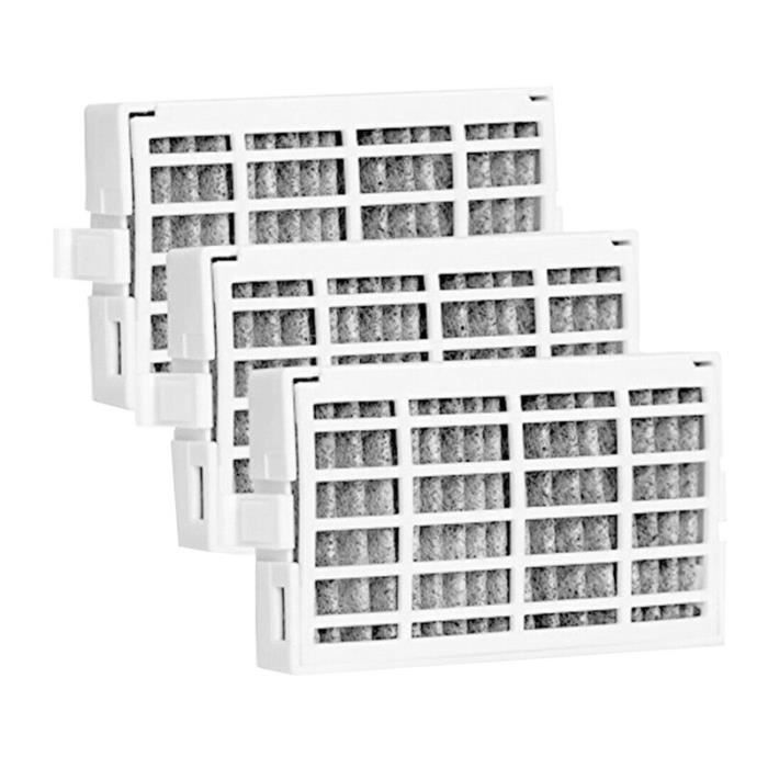JAC1 3 pièces filtre à Air de remplacement pour réfrigérateur à flux frais Whirlpool W10311524