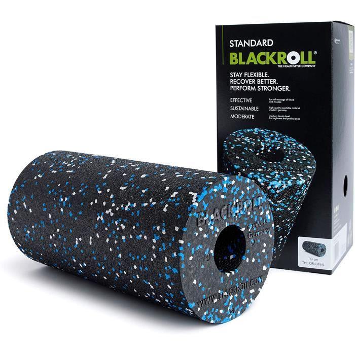 BLACKROLL Standard Dureté Medium Soi Massage Rouleau De Mousse