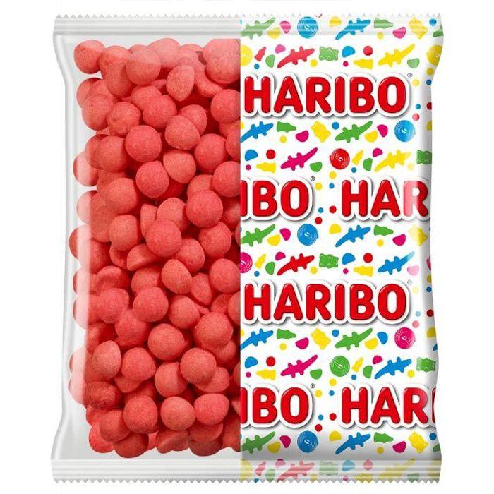 HARIBO Sachet de bonbon Tagada Fraise en vrac - 1,5 kg