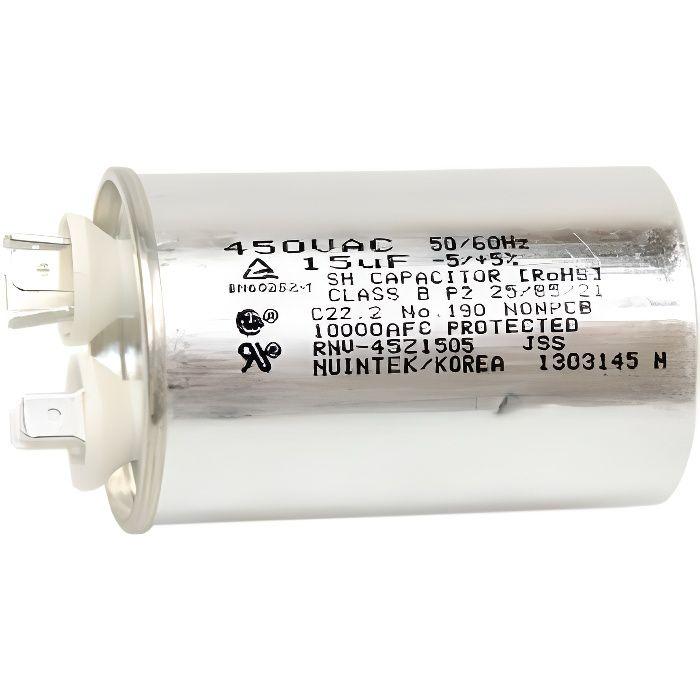 Condensateur Ref EAE43285002 Pour CLIMATISEUR LG