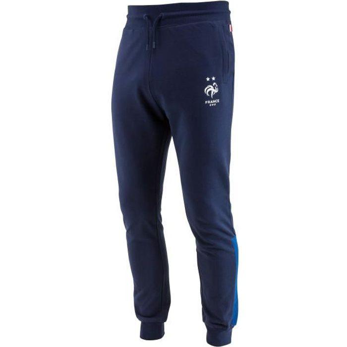 Pantalon de sport FFF - Collection officielle Equipe de France de Football - Enfant
