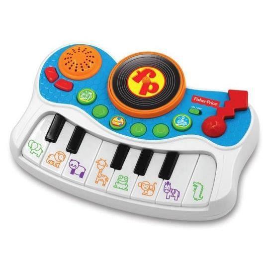 FISHER PRICE Piano musical studio