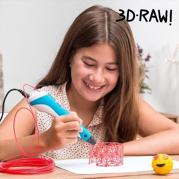 PEINTURE 3D - GEL Crayon Magique 3D·RAW