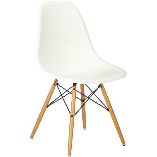 vitra dsw eames plastic sidechair 440023000231 achat vente chaise cdiscount. Black Bedroom Furniture Sets. Home Design Ideas