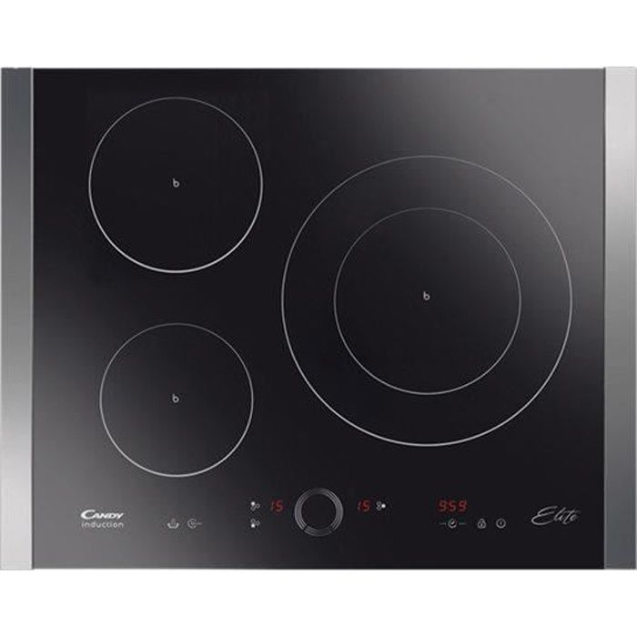 Table de cuisson vitroc ramique candy ci3640elit - Table de cuisson vitroceramique ...