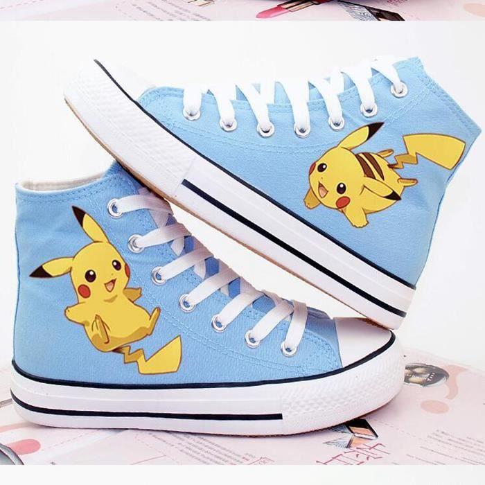 chaussures nike pokemon