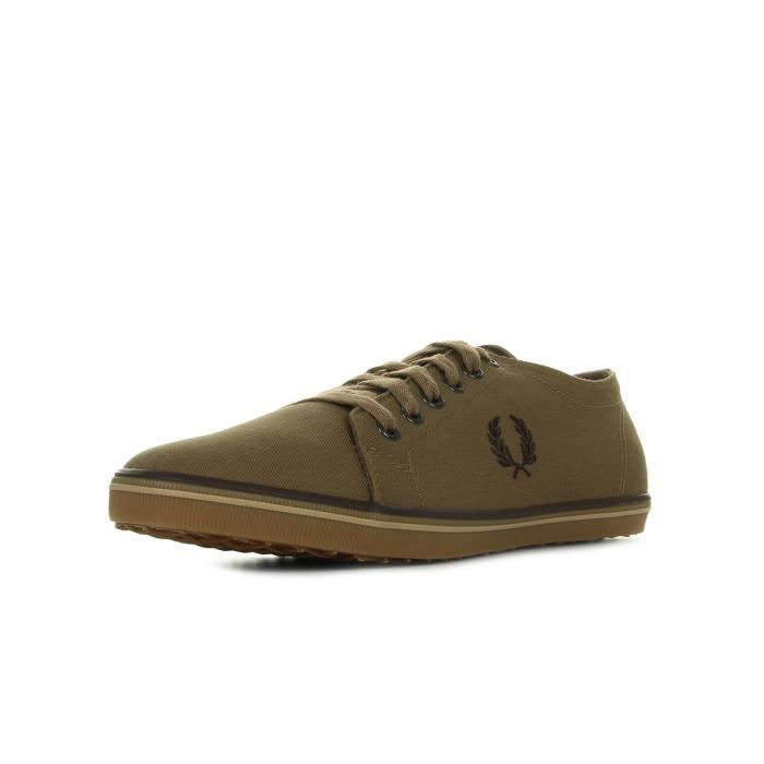 Baskets Fred Perry Kingston Twill