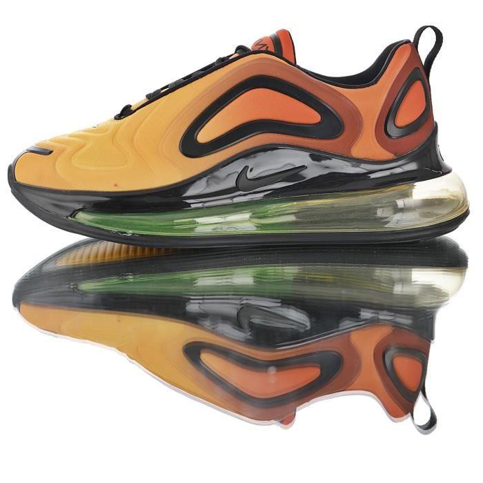 Nike Baskets Air Max 720 Chaussures de Course homme noir