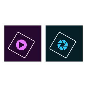 MULTIMÉDIA Adobe Photoshop Elements 2018 & Premiere Elements
