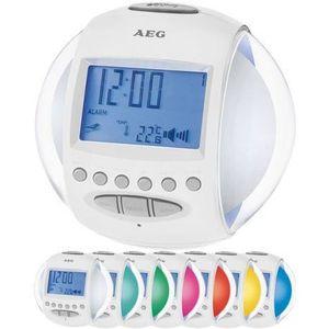 Radio réveil AEG MRC 4117 Radio Réveil - LED