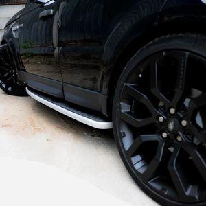 KIT CARROSSERIE Marche pied alu Range Rover Sport de 2005 à 2012
