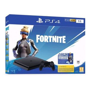 CONSOLE PS4 Console PS4 1 To Fortnite