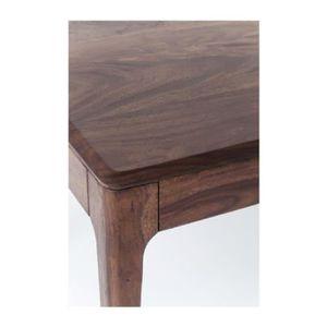TABLE À MANGER SEULE Table Brooklyn walnut 160x80cm Kare Design