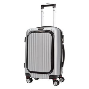 VALISE - BAGAGE CDB Valise cabine Low Cost rigide ABS 8 Roues 48 c