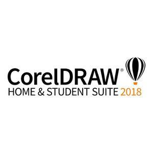 MULTIMÉDIA CorelDRAW Home & Student Suite 2018 Ensemble de bo