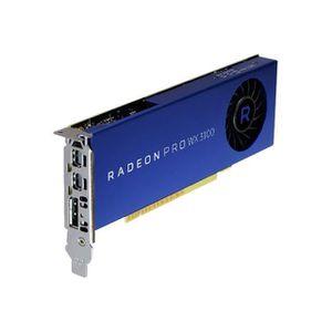 CARTE GRAPHIQUE INTERNE DELL Carte Graphique Radeon Pro WX 3100 - 4 Go - F