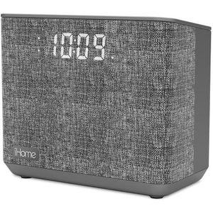 ENCEINTE NOMADE IHOME/iBT232 - Bluetooth - Tuner FM - port de char