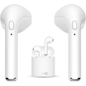 OREILLETTE BLUETOOTH Écouteurs Bluetooth Mini Sans Fil Bluetooth 4,2 Éc