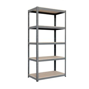 etagere bois metal charge lourde. Black Bedroom Furniture Sets. Home Design Ideas