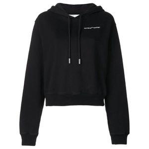 sweatshirt off white femme