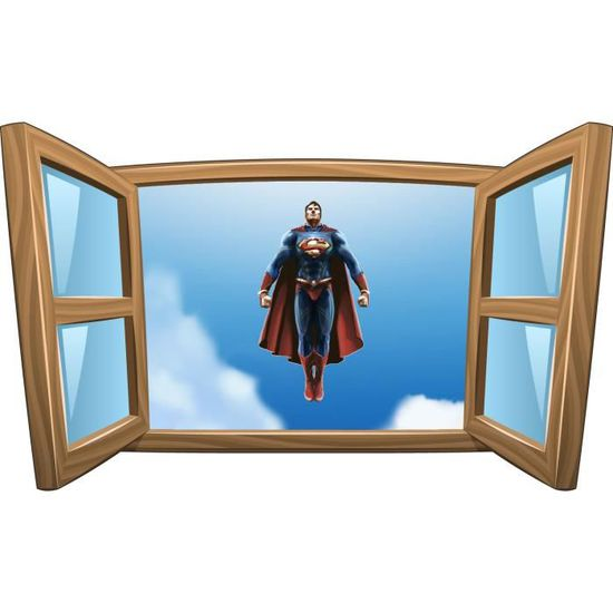 Sticker enfant fenêtre Planes réf 1001 1001