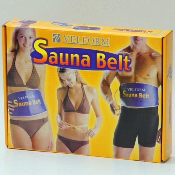 Poids perdre mince ceinture Velform Sauna chauffage ceinture Massage graisse brûlant minceur c - Modèle: without box -