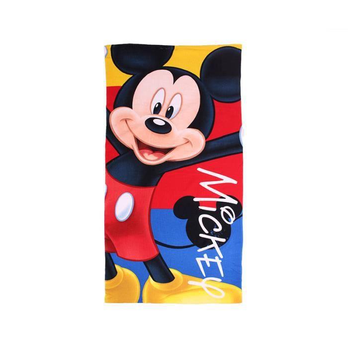 Serviette de plage Mickey U