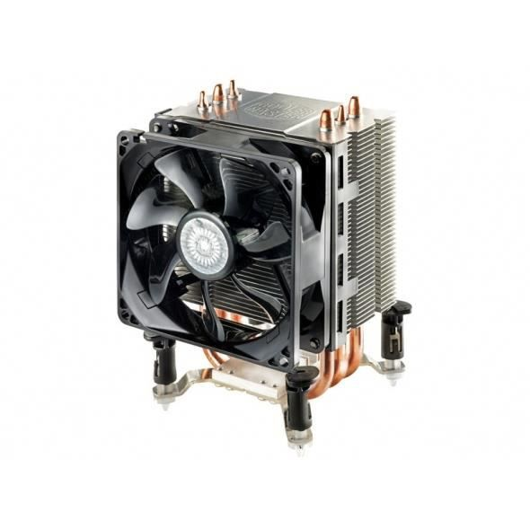 Cooler Master Hyper TX3 EVO, Processeur, Refroidisseur, 9,2 cm, Prise AM2, Prise AM2+, Prise AM3, Socket AM3+, Socket FM1