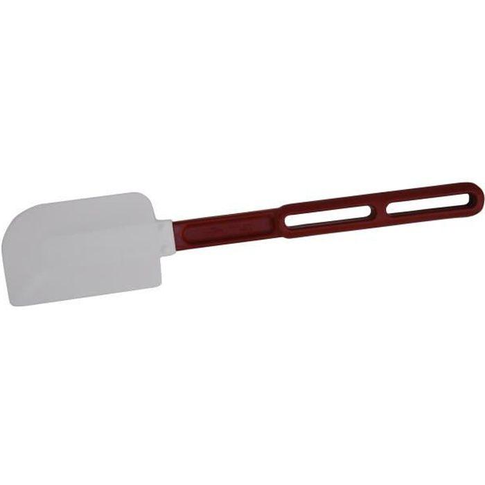 De Buyer 4740.24N Spatule Maryse Haute Température - Lame Silicone - Manche : L. 24 cm