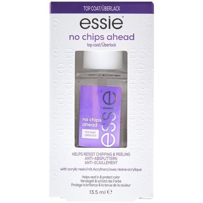 Essie Top Coat No Chips Ahead anti-écaillement - 13,5 ml