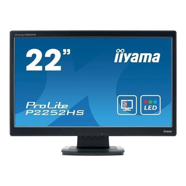21 - 5- 1920x1080 - avec protection - 225cdm² - 12mln:1 ACR - Haut-parleurs - HDMI - VGA - DVI-D - 5ms
