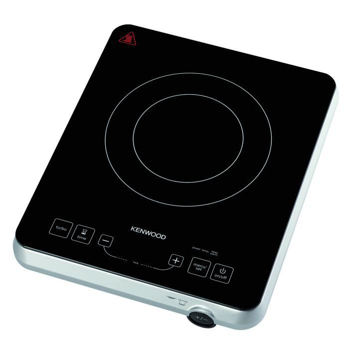 KENWOOD IH470 Plaque de cuisson posable à induction - Noir
