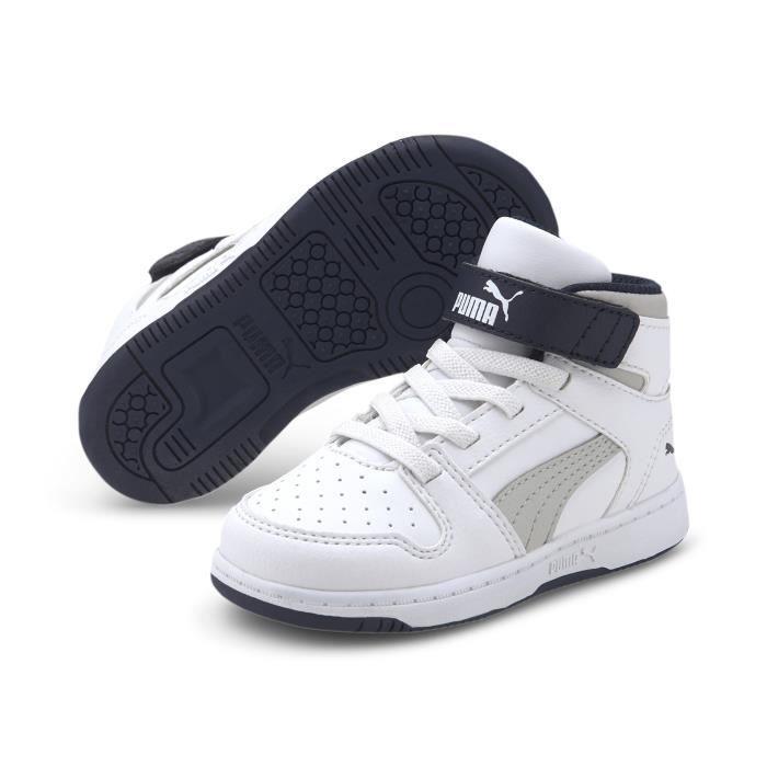 Chaussures de multisports bébé Puma Rebound Layup SL V