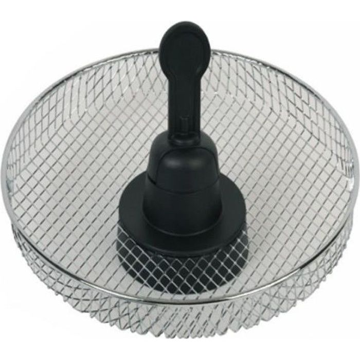 PANIER COMPLET GRILLE SNACKING POUR FRITEUSE ACTIFRY SEB XA701074