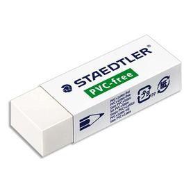STAEDTLER Gomme plastique sans pvc pour le dess…
