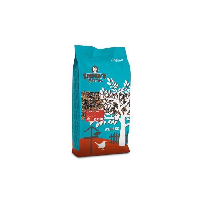 Vadigran - mélange complet de graines pour oiseaux de la nature - (2.25 kg)
