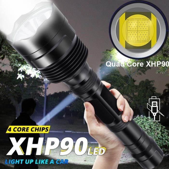Étanche sans fil 69 DEL Rechargeable Inspection Lampe De Travail Torche Light