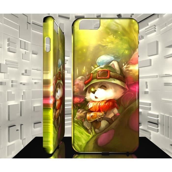 coque design iphone 6 plus league of legends lol