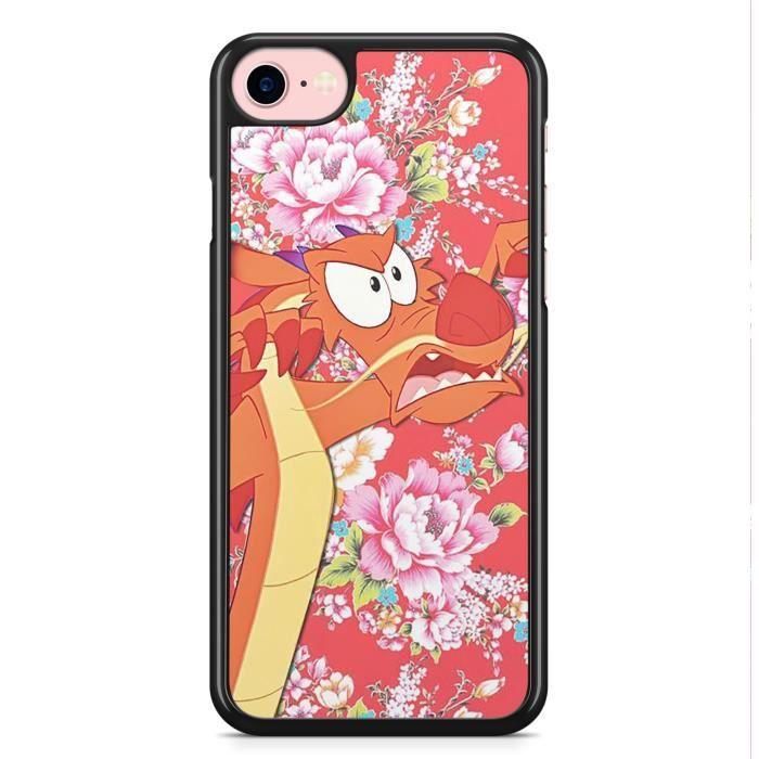 Coque iPhone X et iPhone XS Muchu Mulan Disney