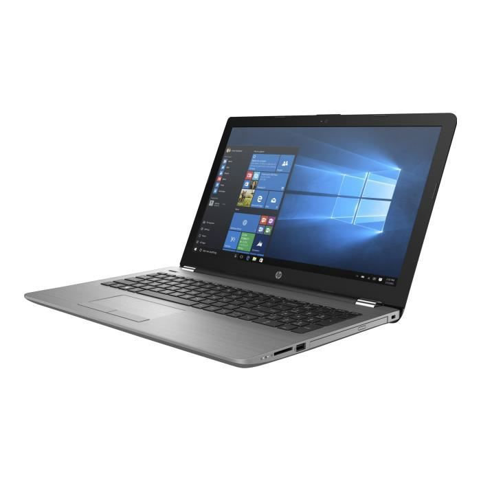 ORDINATEUR PORTABLE HP 250 G6 Core i5 7200U - 2.5 GHz 8 Go RAM 256 Go