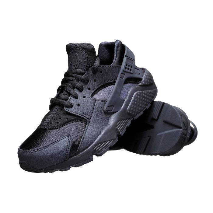 BASKET Chaussure Nike Wmns Air Huarache Run 634835 Noir