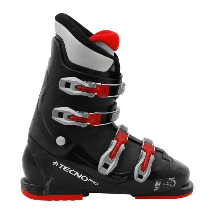 CHAUSSURES DE SKI Chaussure de ski junior Tecno pro T50 noir