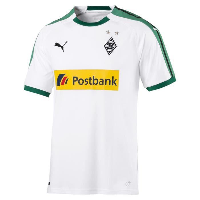 PUMA Borussia Mönchengladbach Home Replica Jersey,