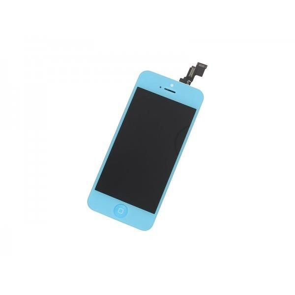 Ecran Complet Iphone C Bleu